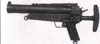 40-мм «Гранат-пистоле»